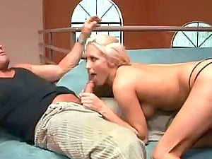 Curly Cassie Youthfull Taunts Her Man With Her Big Natural Tits