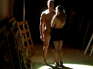 Terminator is back with the mission to fuck a horny ash-blonde