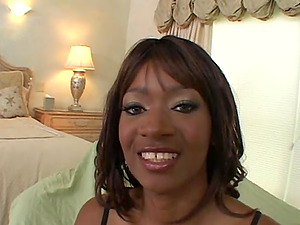Black Whore Strokes Fat Man sausage And Gets Laid Like Never Before