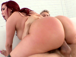 Beautiful Youthful Superstar With Big Tits Liking A Hard-core Cowgirl Style Fuck