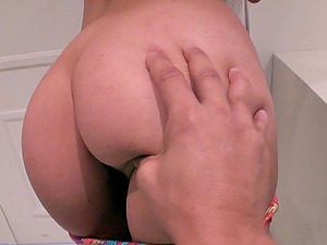 Esmi Lee is fucked by her piano instructor after inhaling him