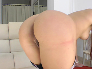 Tattooed Stunners With Bald Cunt Railing Massive Dick Doggystyle
