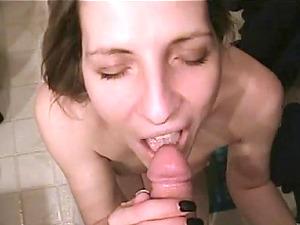 Divine Dame Getting Facial cumshot Popshot In An Amazing Compilation
