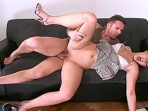She is such a bad doll she lets a guys he just met fuck her culo