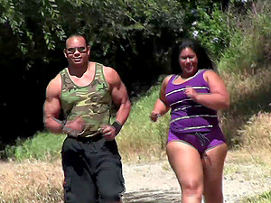 Its always joy humping a chubby cowgirl with big tits
