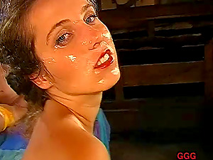 Observe our vid compilation of sensuous pornography starlets with big breasts getting fucked hard