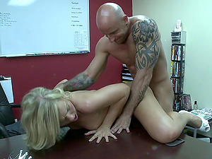 Foray by the thickest dick is just what Ally Kay needs right now