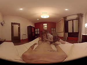VR Porno After School Fuck-a-thon