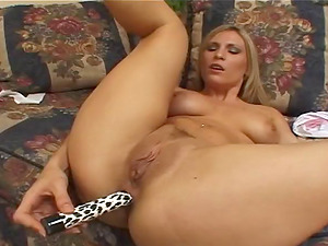 Lady in high high-heeled shoes likes a sense of a hard penis in her asshole
