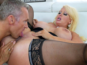 Alura Jenson is smoking hot and utterly cock-hungry