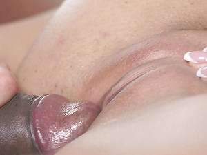 Cherry Smooch is an alluring blonde in need of a massive love device