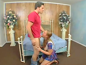 T. T. Boy gets treated with a steamy reverse cowgirl ride by Lia