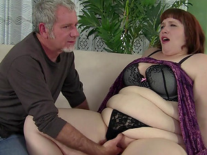 Chubby juicy pussy fingered deeply then smashed hardcore