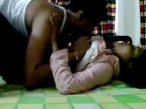 Amateur Asian couple love making video