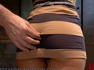 Kinky Honey Gets Screwed in the Dungeons
