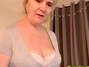 US Granny Squirter I Did It Again Oh My Fucking
