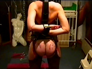 Bizarre training my Arab slave Zina