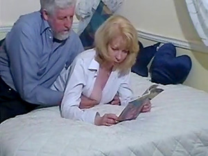 British mature wants to get fucked in a couple of different positions.