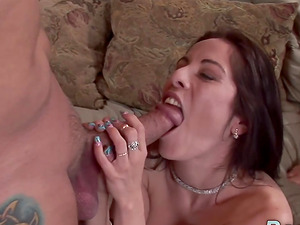 Husband Watches Wife Kara Peters Fuck