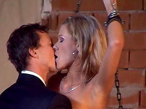 Random Assortment Of Movie Clips With Stunners Getting Dicked