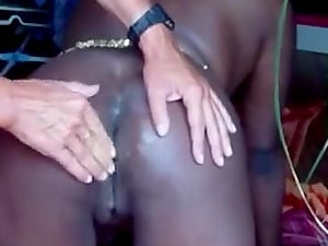 My perverted mistress Zarina from Angola is totally anal obsessed.