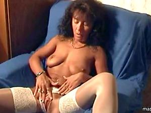 masturbation self shot milf Angale 44