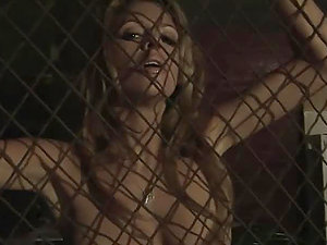 Sharae Spears gets naked in the factory and goes nasty