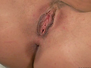 Chick In Nurse Clothing Puts Speculum In Her Gash