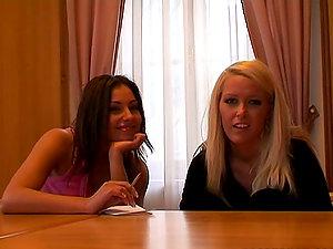 Sophie & Anetta Talk Some Bullshit