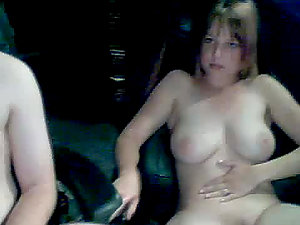 Eating Out A Hot Blonde With Big Natural Tits