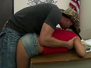 Jenna Lovely is a Supah Sexy Yankee Cowgirl