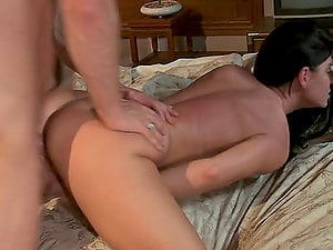 Nastiest Brown-haired Bj With Close Up Doggystyle!