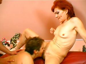 Dirty Mature Whores Get Plowed Hard In Nasty Threesome