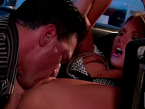 Horny Chesty Housewife Charisma Cappelli Wants a Dick