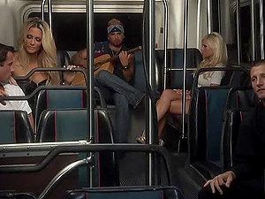 Raunchy Lovemaking Scene in the Midnight Public Bus