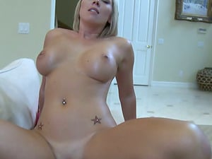 Skylar Price bj's a shaft and gets fucked and facialed