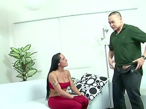 Supah delicious blondie Mahina is in request of a penis