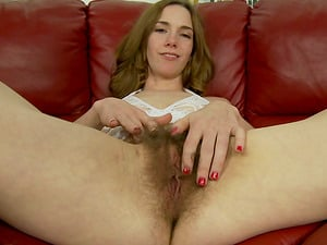 Bitch With Hairy Vagina Deep throats Dick and Gets a Xxx Fucking