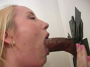 Hot Blonde Tramp Jamie Rae Likes Both Glory Crevasse And Big Dick