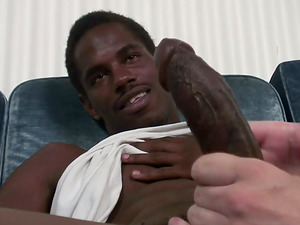 Luke Cross gets to Fuck his Fantasy, Pharoh! Black on Milky!