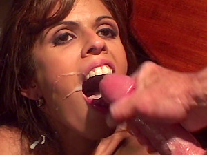 Hot Honey With Round Big Tits Gets Fucked In Her Rectal Slot