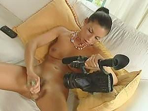 Wild Honey Makes a Solo Clip For Her Hubby