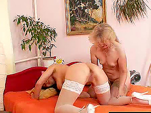 Mature Lezzies 69 Then Use Fucktoys until They Jism Hard