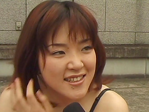 Joy Loving Japanese Bombshell Fucked in Public