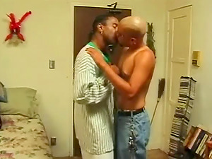 Bad caboose Black guys suck and rail each others big dicks