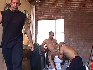 Homo porno vid in a very very hard-core way