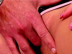 Delightful Sera Passion gets fucked hard in her nubile vagina