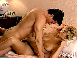 Beautiful retro time pornography vid with Silver Forest