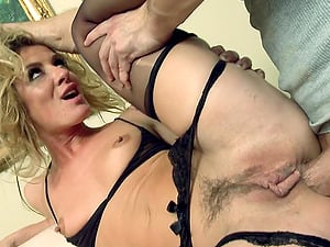 Hot Mummy Gets Her Caboose Drilled Hard