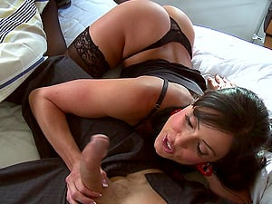 Sexy Cowgirl In Nylon Stockings Getting Ravished Gonzo
